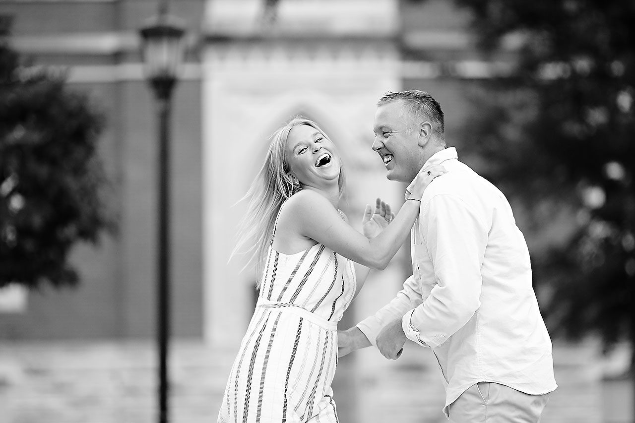 Jamie Reid Depauw University Engagement Session 164