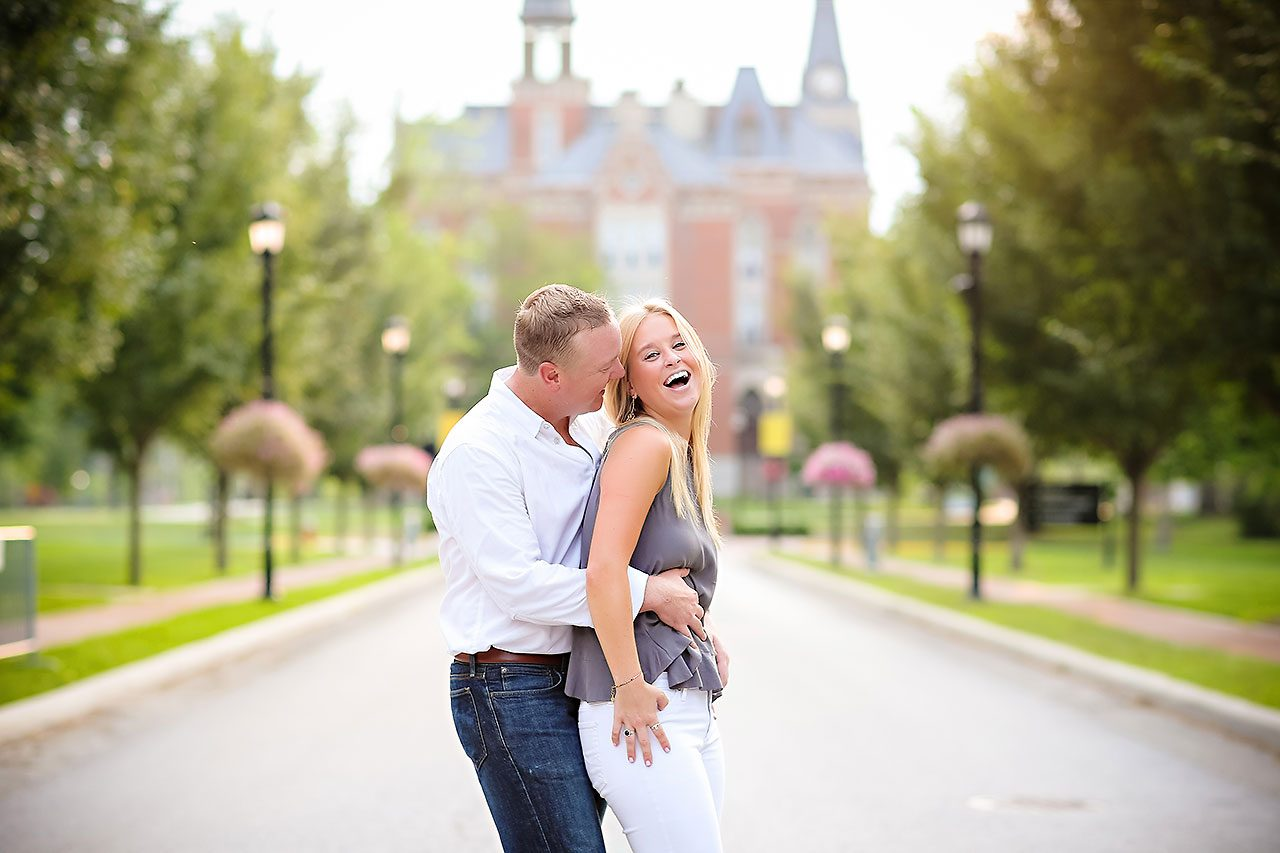 Jamie Reid Depauw University Engagement Session 165