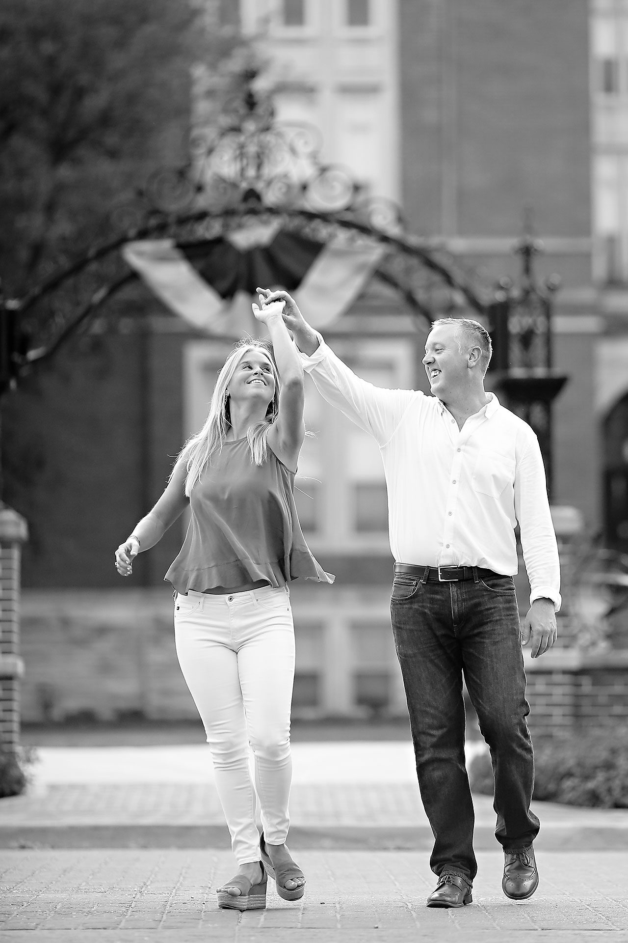 Jamie Reid Depauw University Engagement Session 166