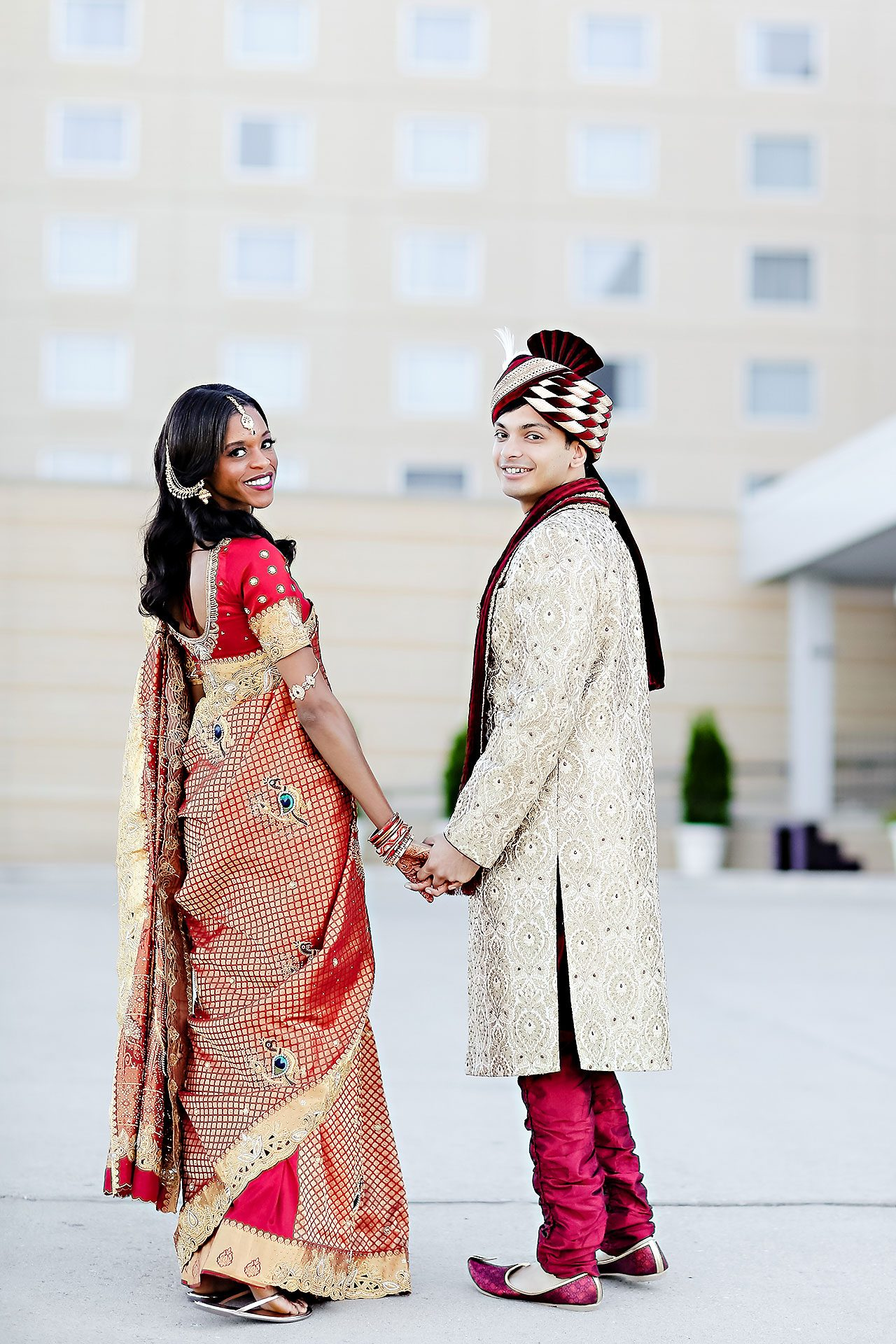 Joie Nikhil JW Marriott Indian Wedding 052