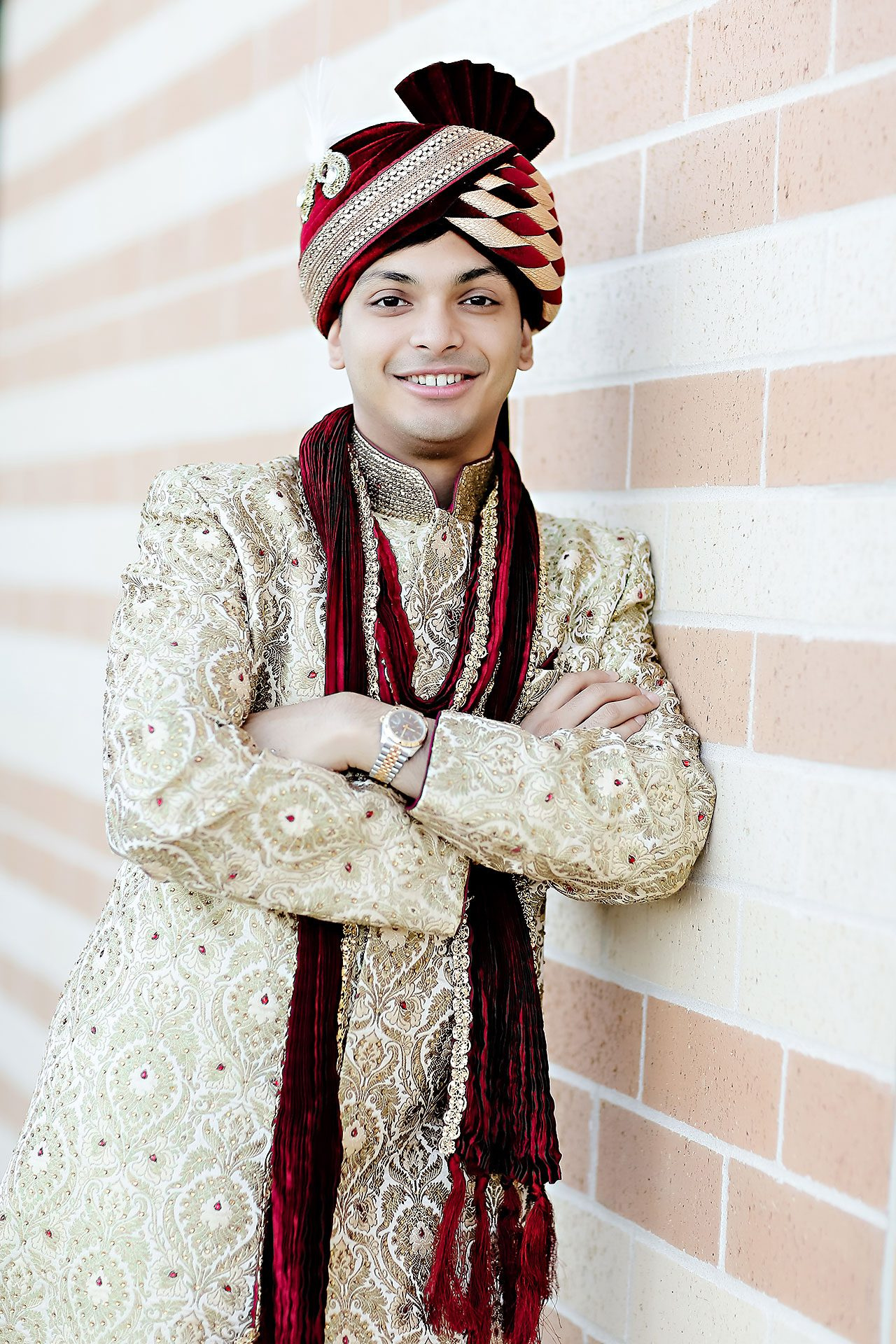 Joie Nikhil JW Marriott Indian Wedding 128