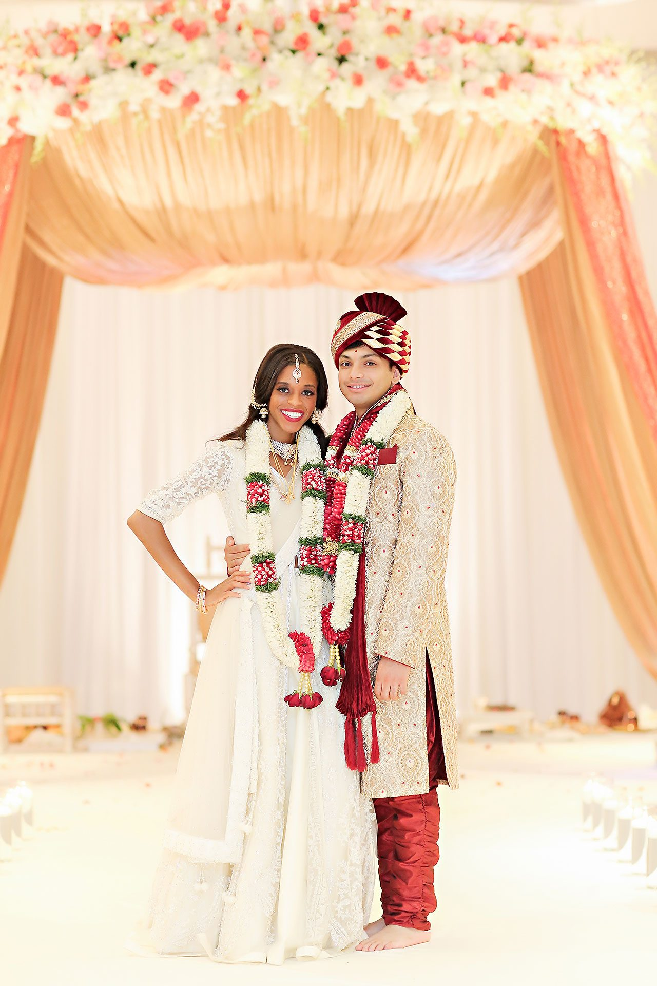 Joie Nikhil JW Marriott Indian Wedding 315