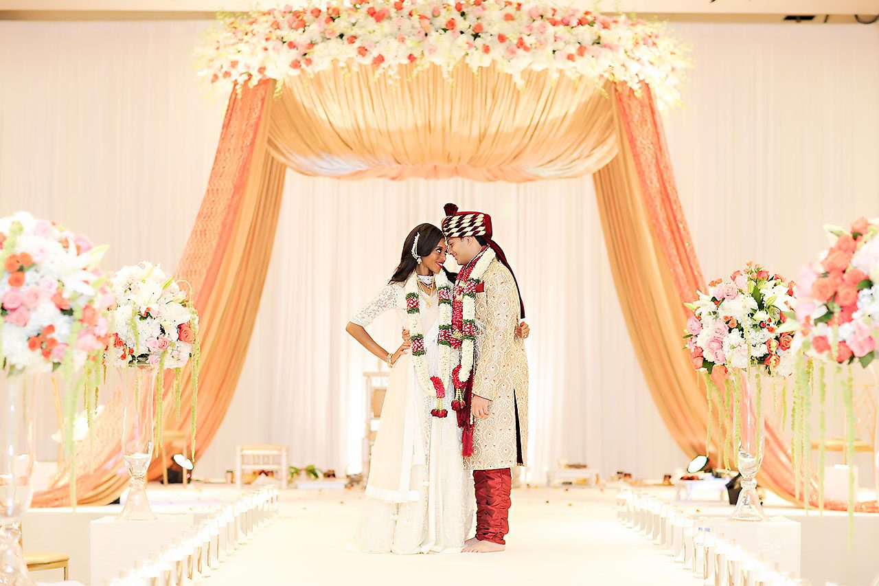 Joie Nikhil JW Marriott Indian Wedding