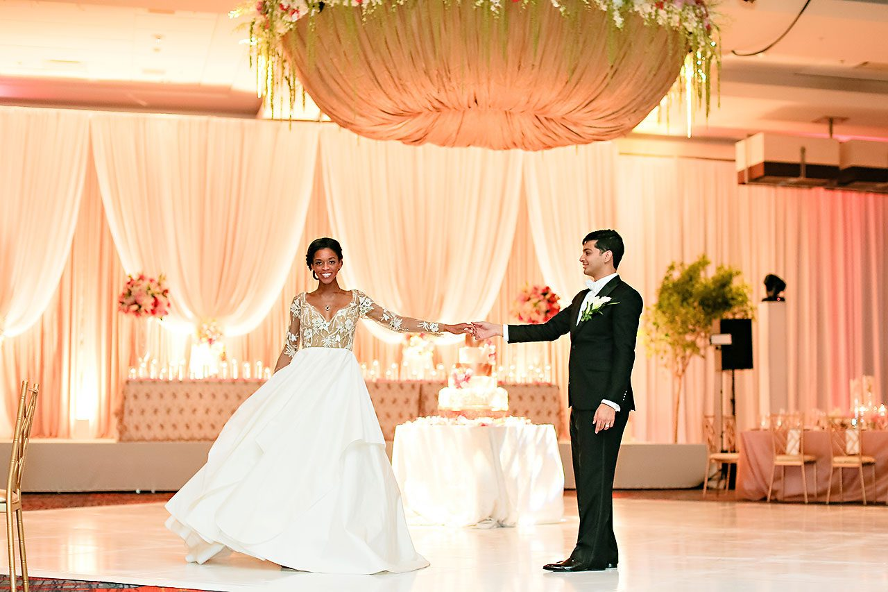 Joie Nikhil JW Marriott Indianapolis Wedding
