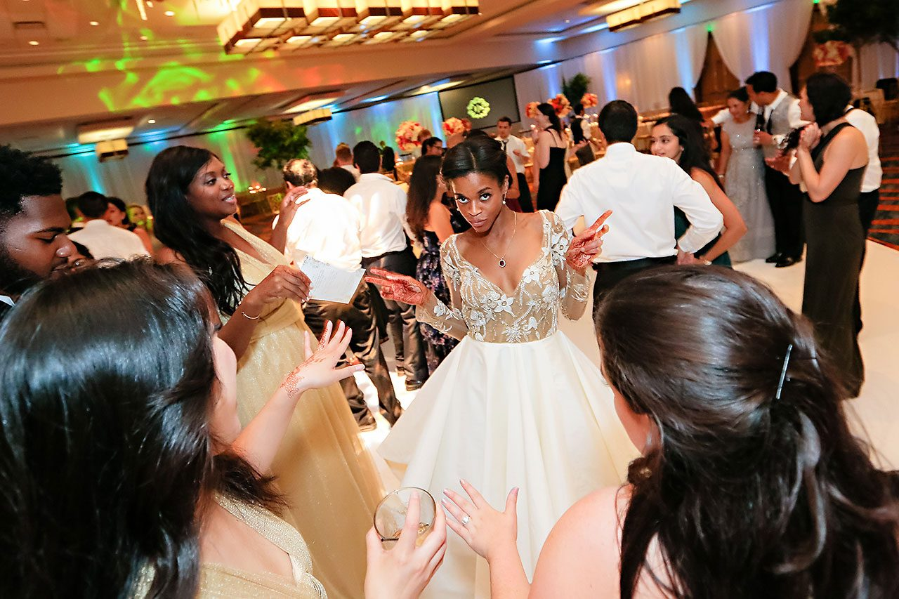 Joie Nikhil JW Marriott Indianapolis Wedding 244