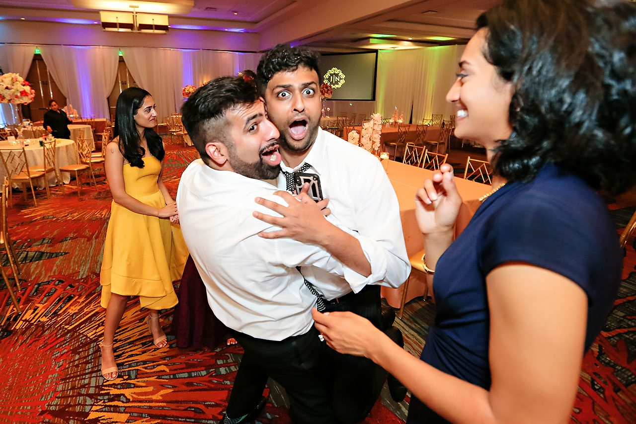 Joie Nikhil JW Marriott Indianapolis Wedding 258