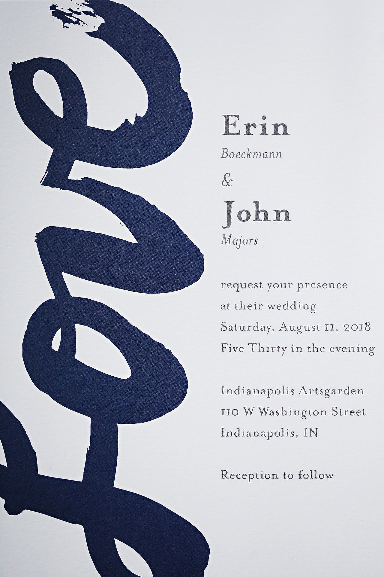 Erin John Artsgarden Indianapolis Wedding 021