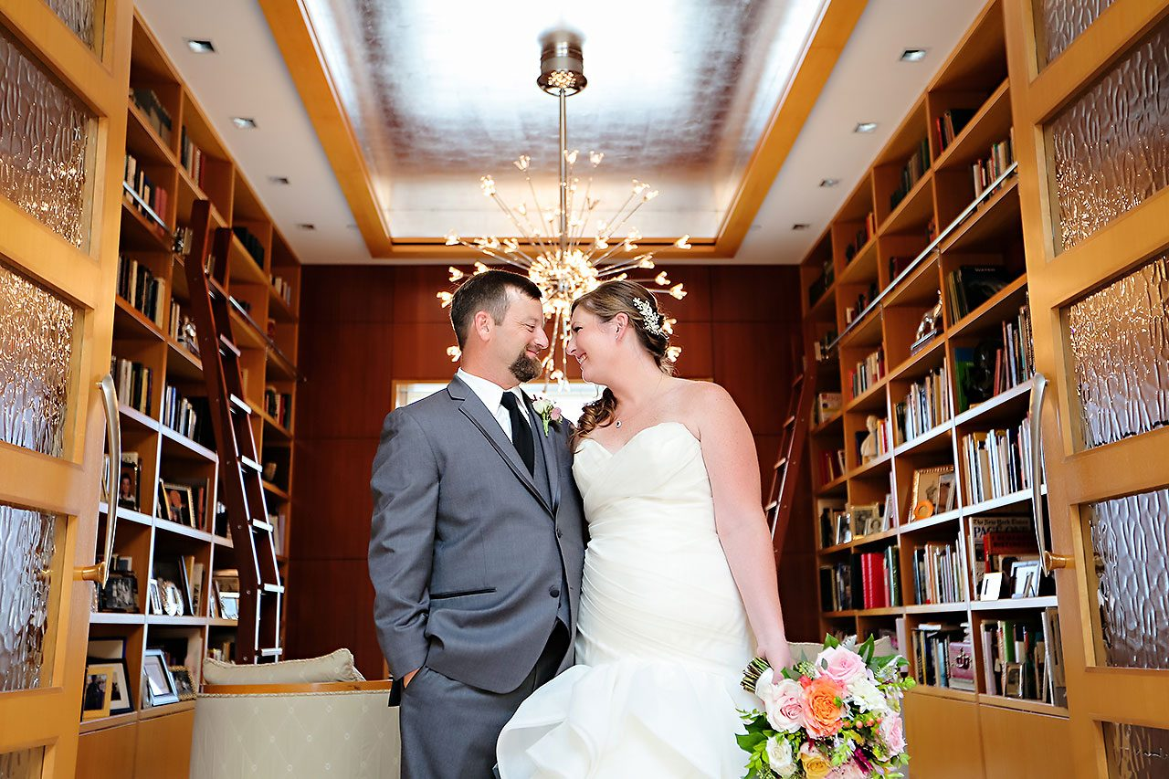 Erin John Artsgarden Indianapolis Wedding