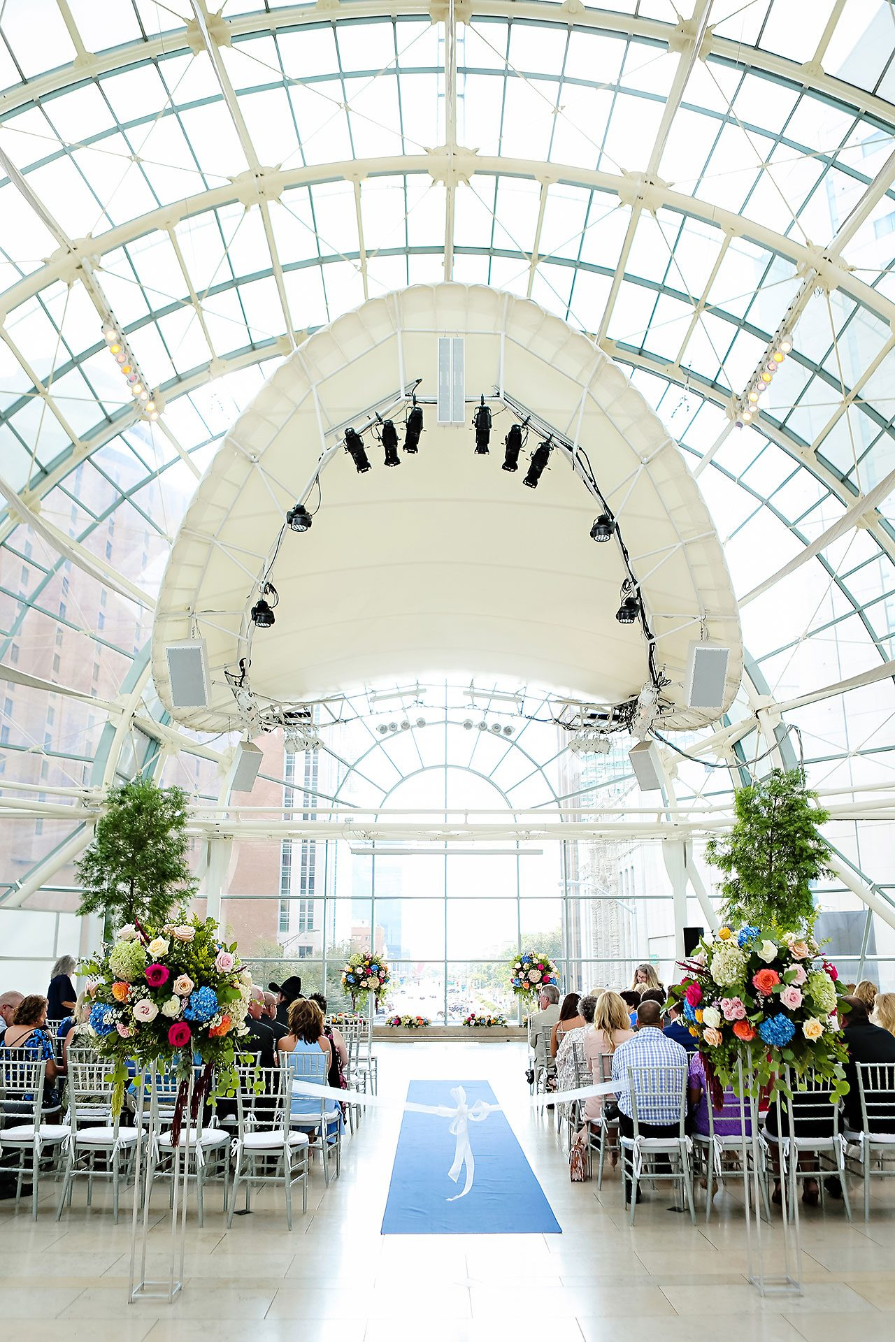 Erin John Artsgarden Indianapolis Wedding 193