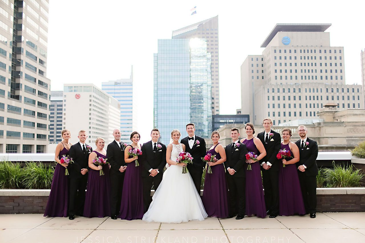 Serra Alex Regions Tower Indianapolis Wedding 216 watermarked