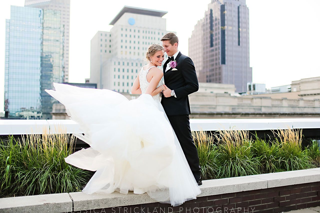 Serra Alex Regions Tower Indianapolis Wedding 327 watermarked