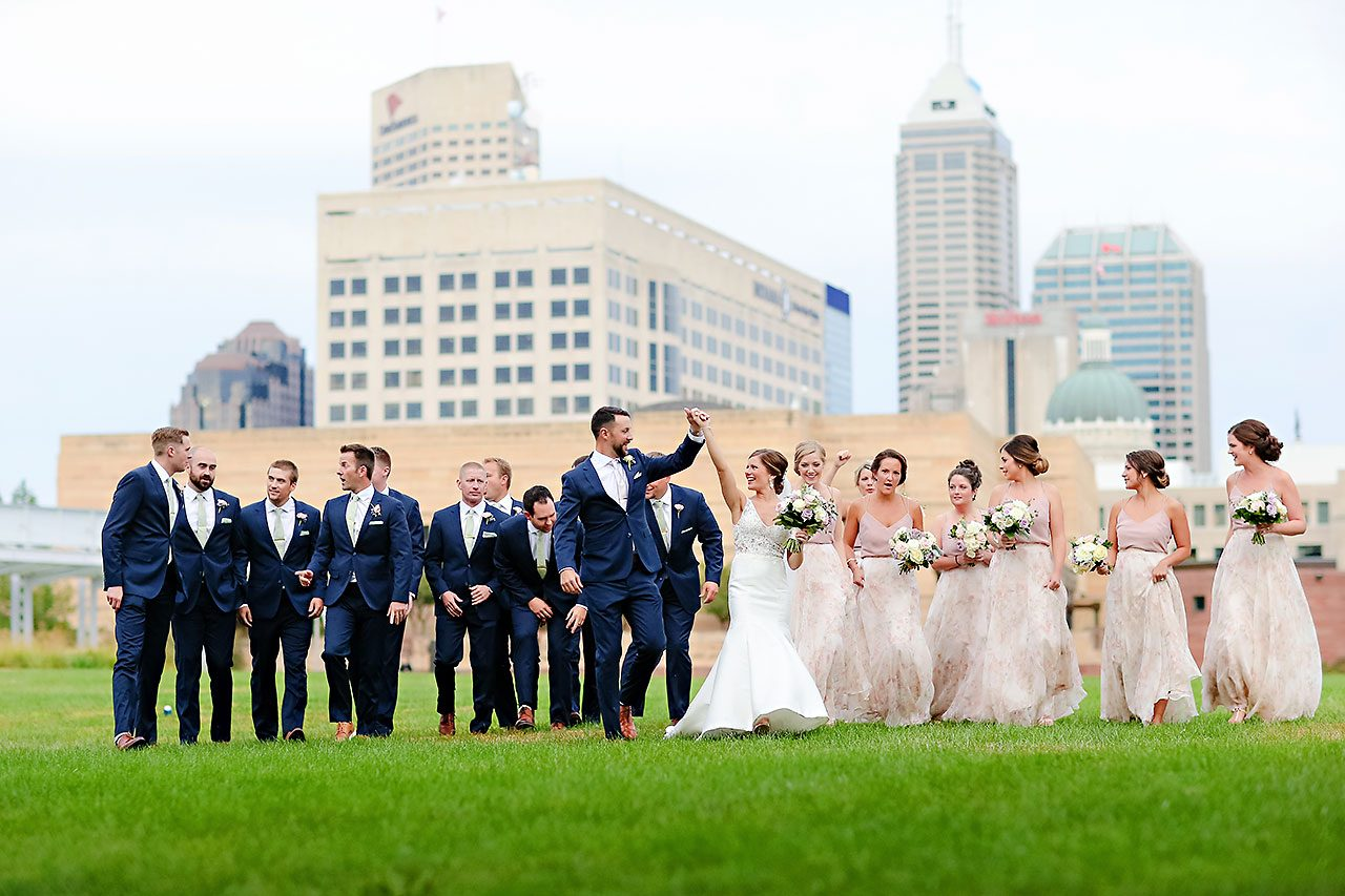Kelsey Joe Mavris Indianapolis Wedding 165