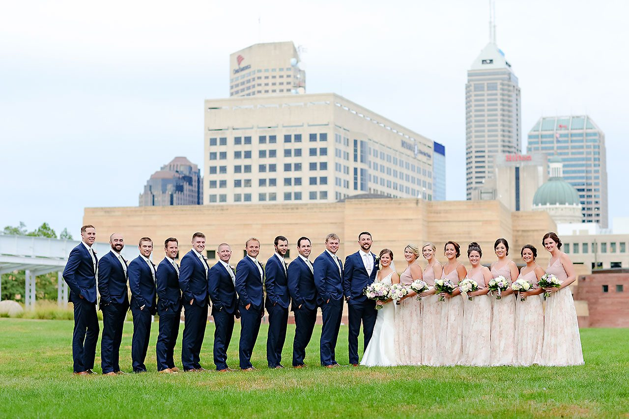 Kelsey Joe Mavris Indianapolis Wedding 172