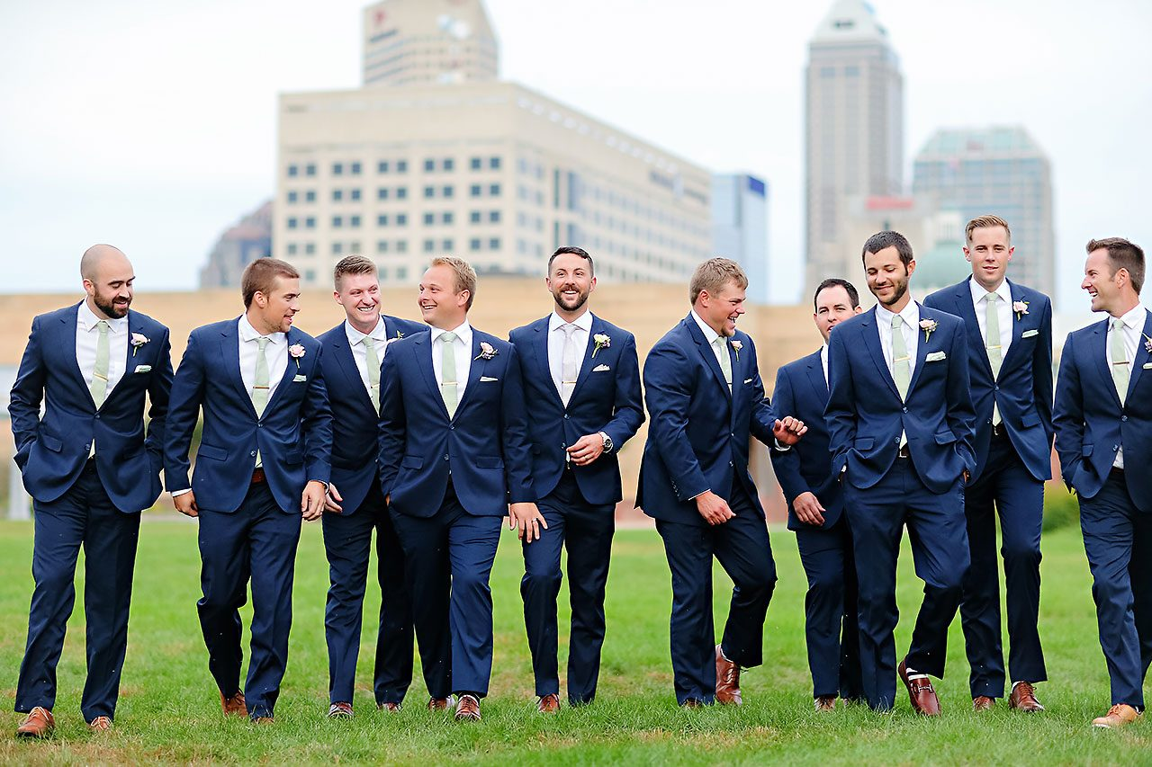 Kelsey Joe Mavris Indianapolis Wedding 177