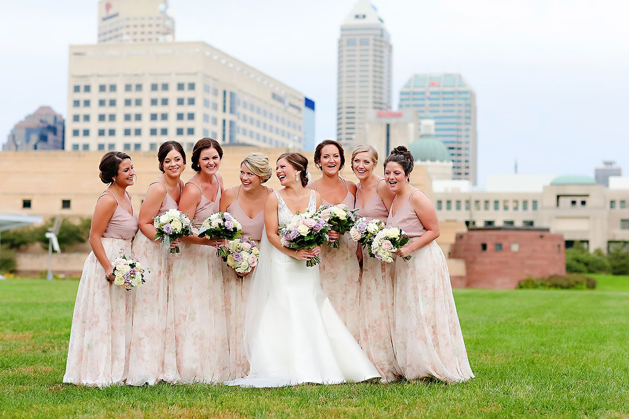 Kelsey Joe Mavris Indianapolis Wedding 195