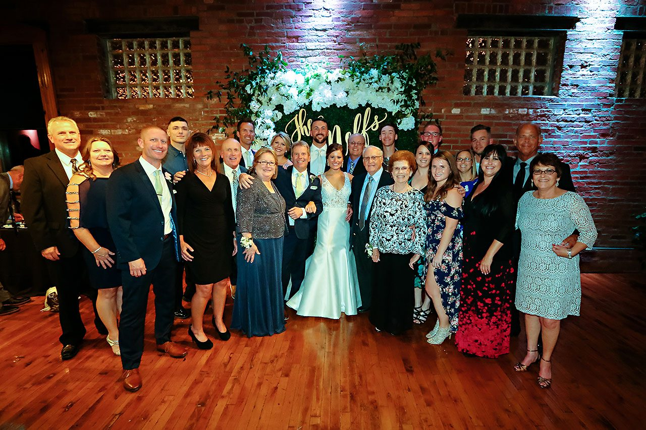 Kelsey Joe Mavris Indianapolis Wedding 359