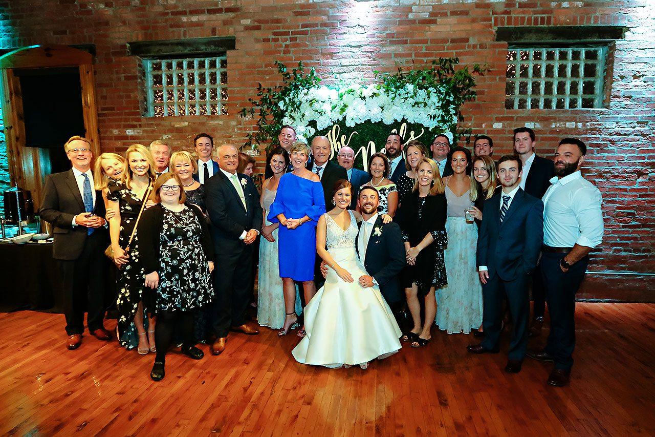 Kelsey Joe Mavris Indianapolis Wedding 361