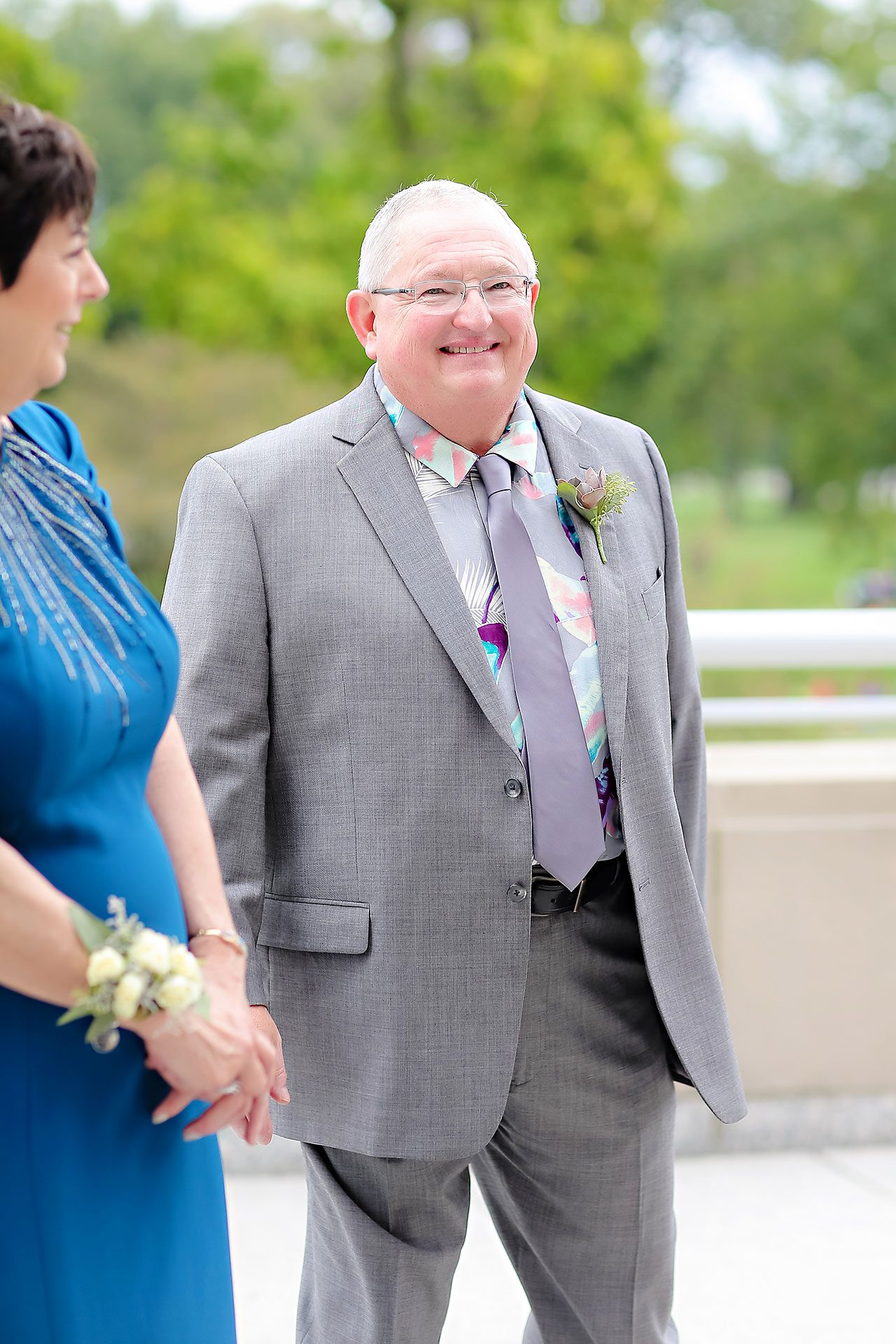 Kim Mike Indiana State Museum Wedding 190