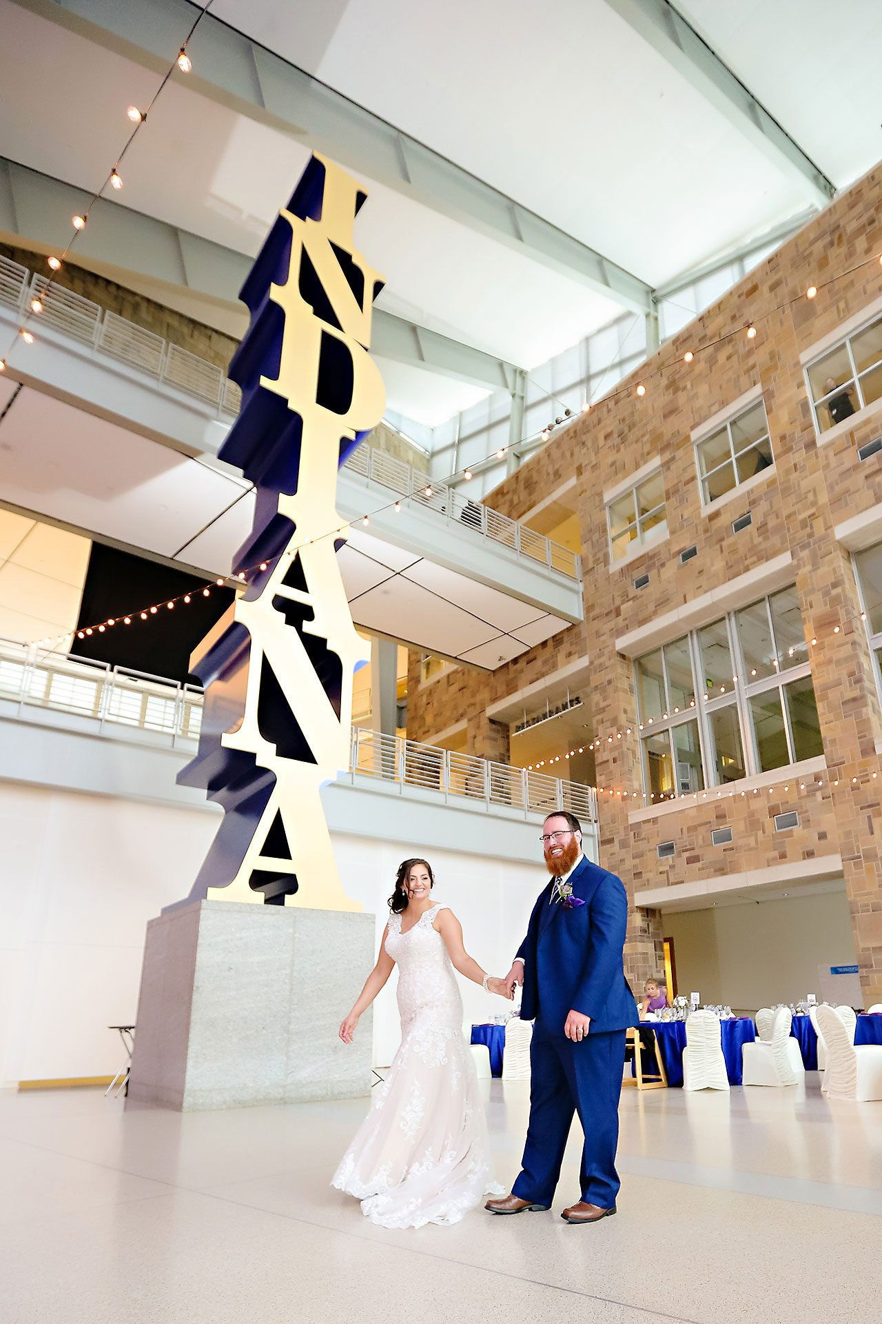 Kim Mike Indiana State Museum Wedding 232