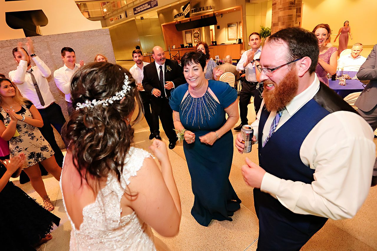 Kim Mike Indiana State Museum Wedding 358