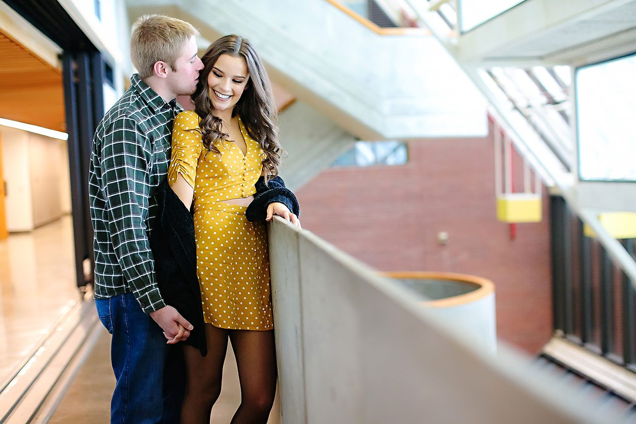 Hannah Ian Ball State Engagement Session 015