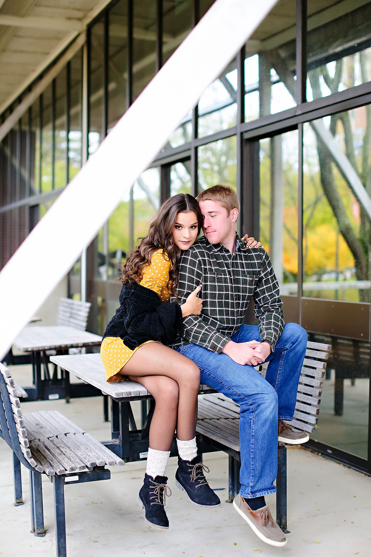 Hannah Ian Ball State Engagement Session 022