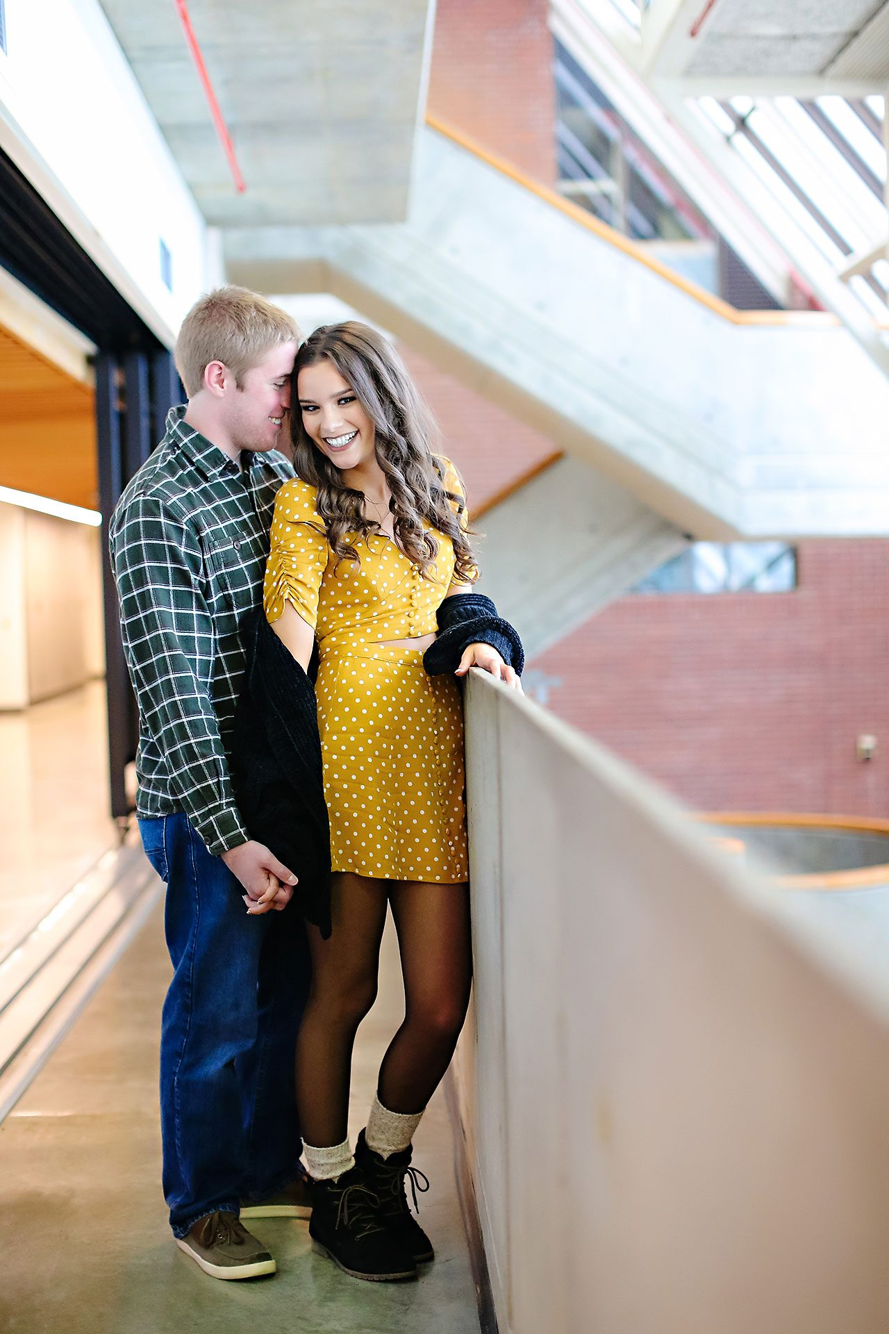 Hannah Ian Ball State Engagement Session 026