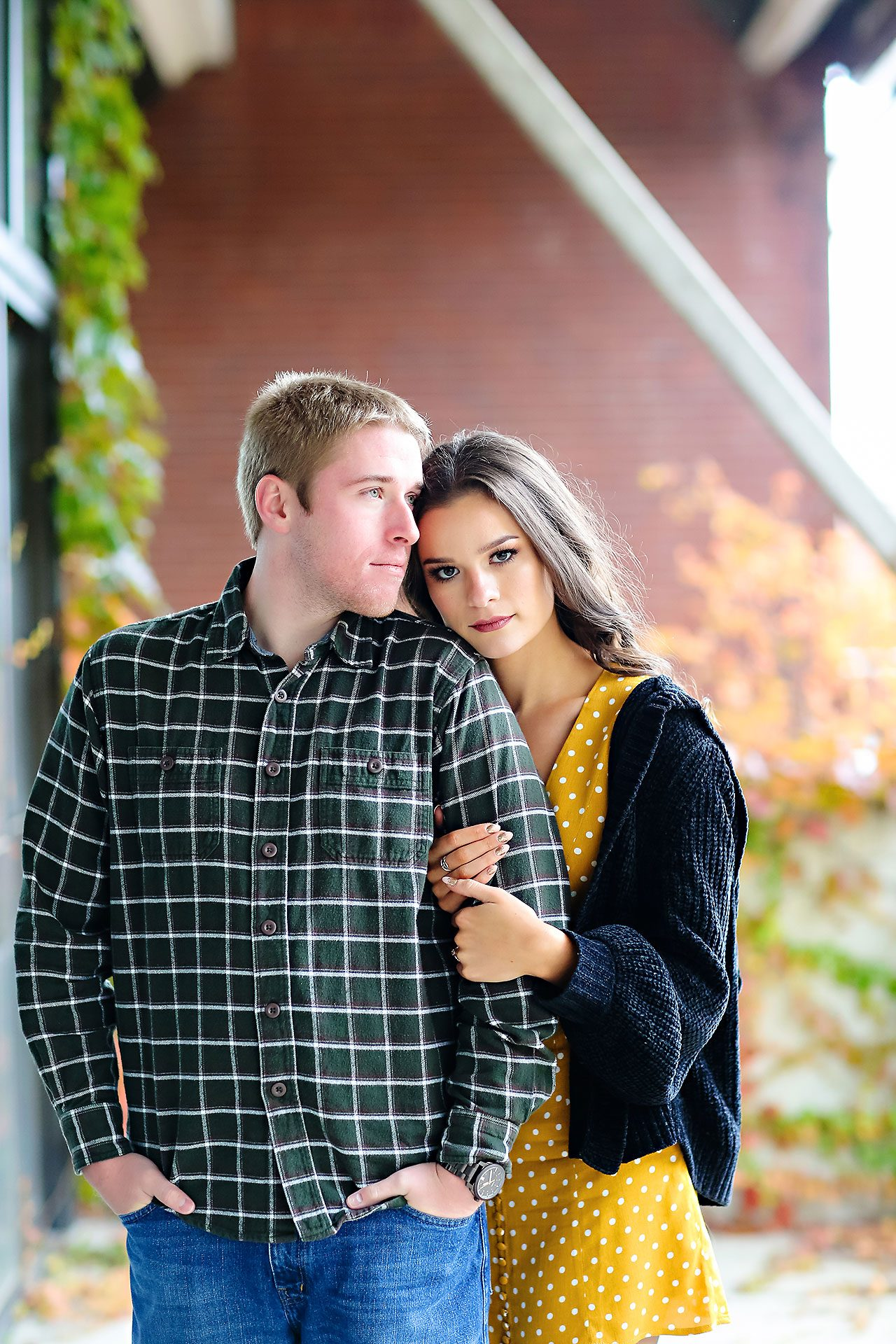 Hannah Ian Ball State Engagement Session 039