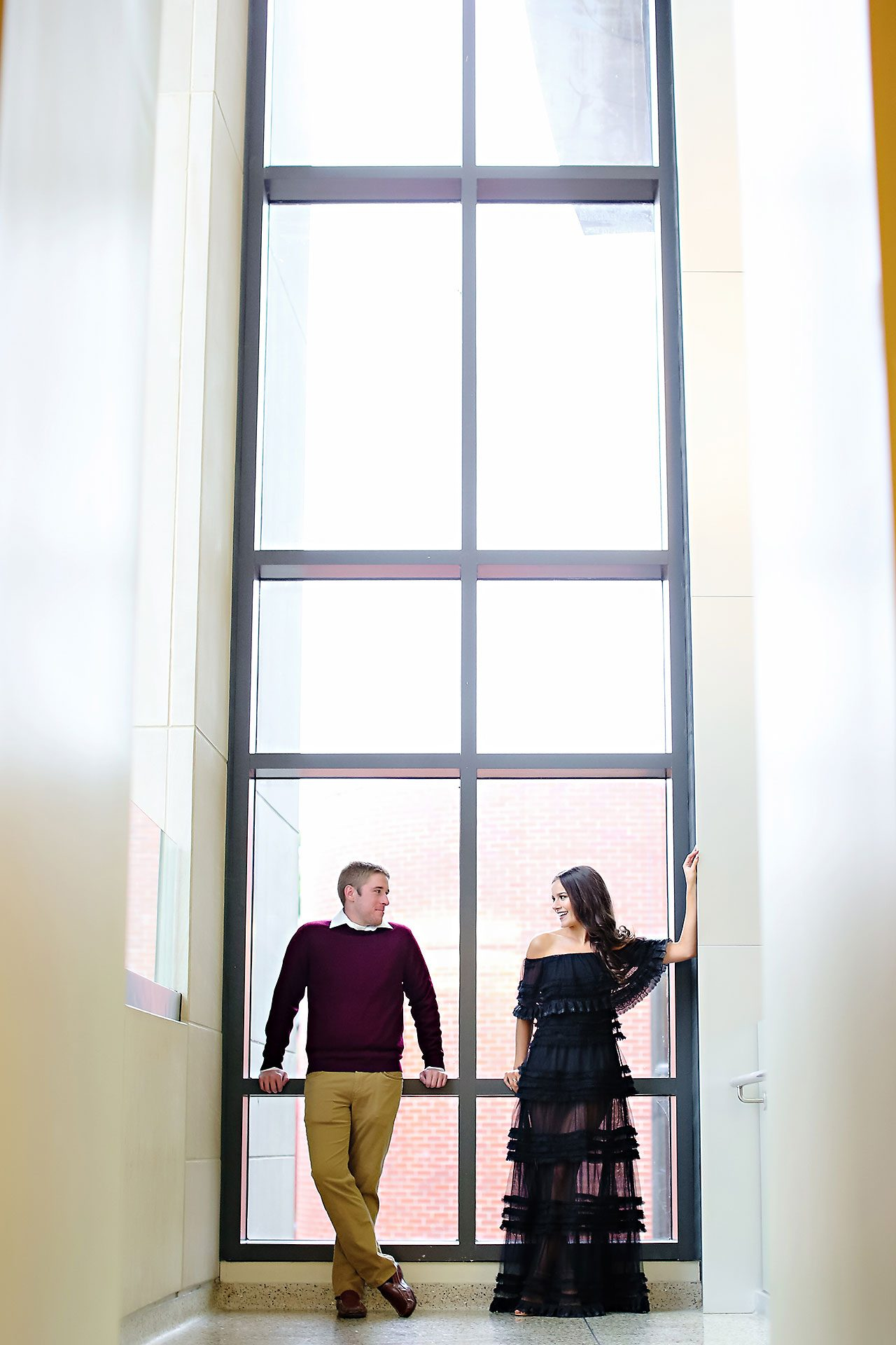 Hannah Ian Ball State Engagement Session 066