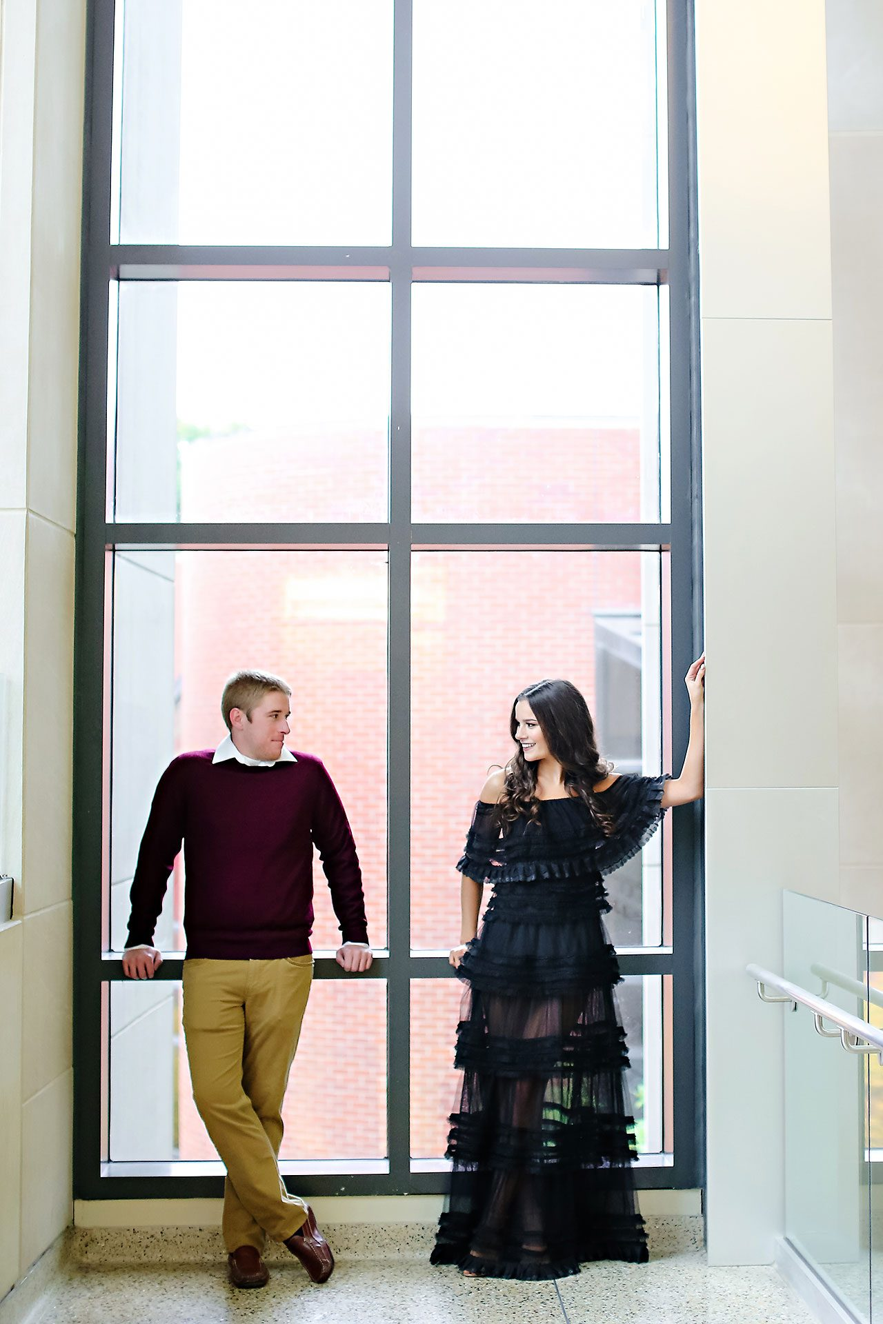 Hannah Ian Ball State Engagement Session 094