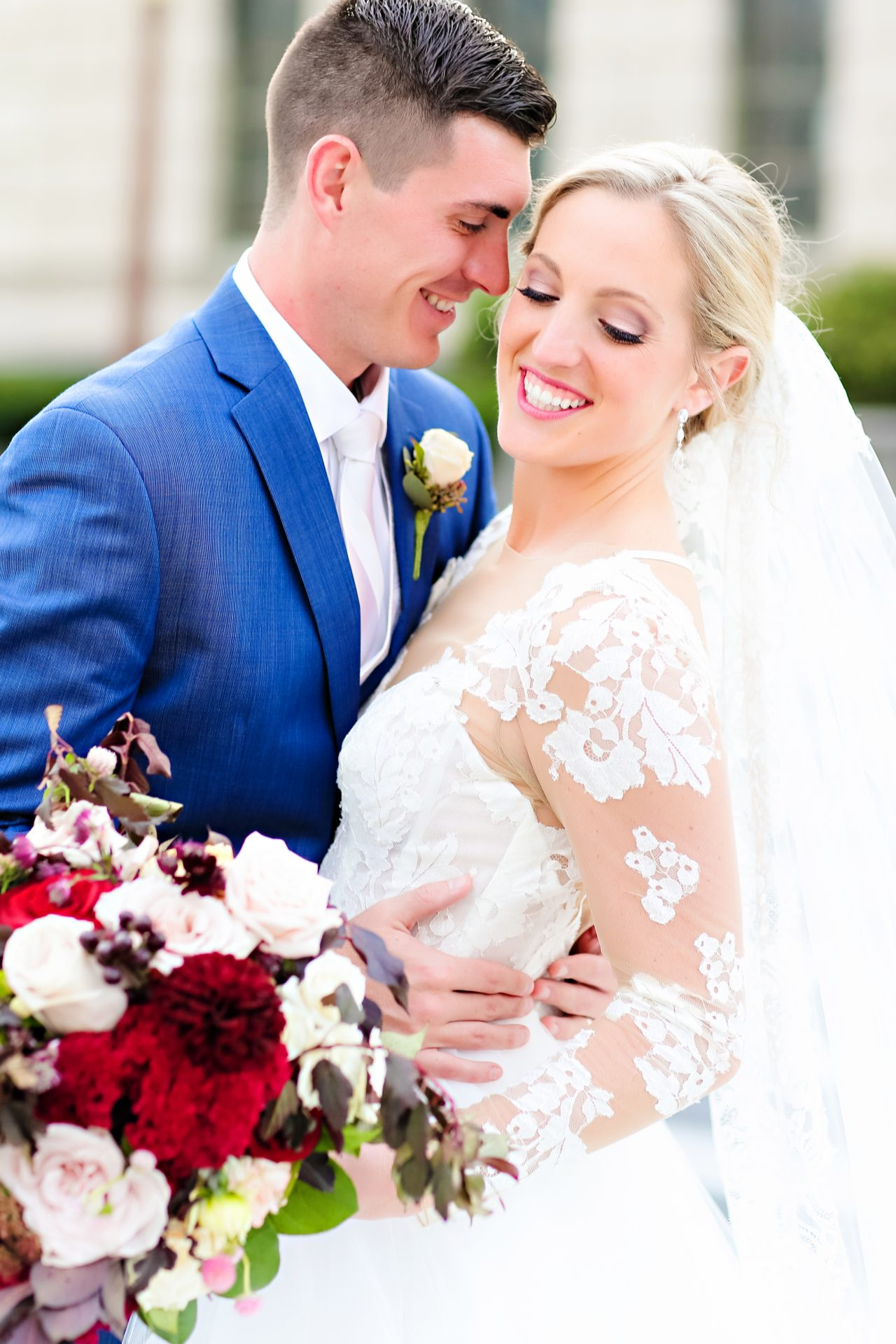 Jordan Ryan Indiana Roof Ballroom Wedding 150