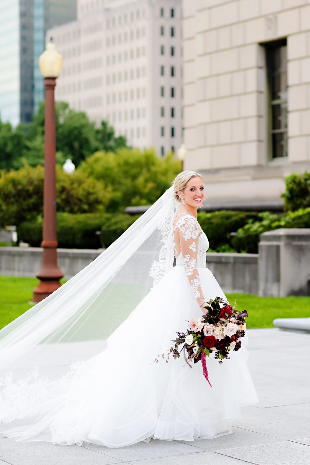 Jordan Ryan Indiana Roof Ballroom Wedding 165