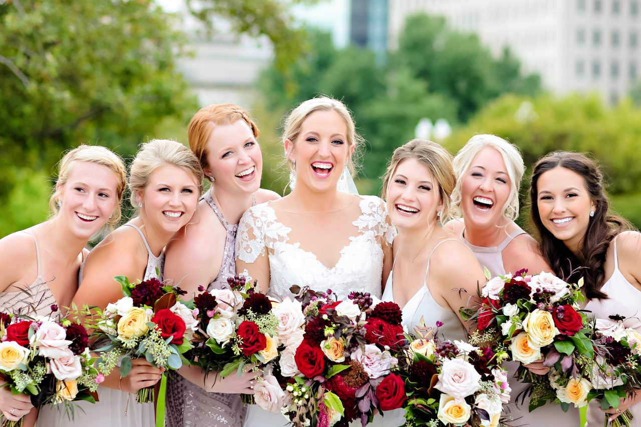 Jordan Ryan Indiana Roof Ballroom Wedding 167