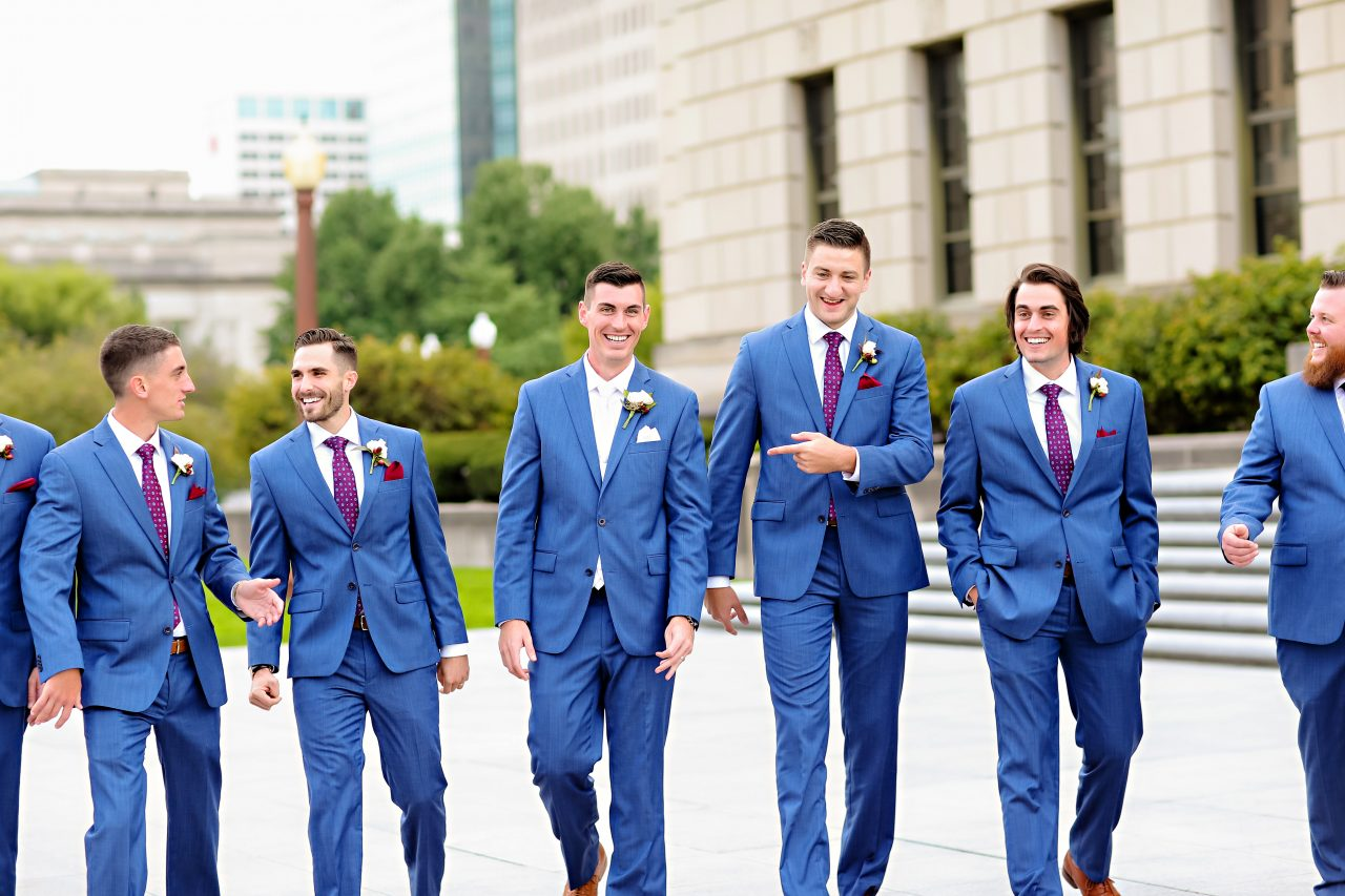 Jordan Ryan Indiana Roof Ballroom Wedding 171