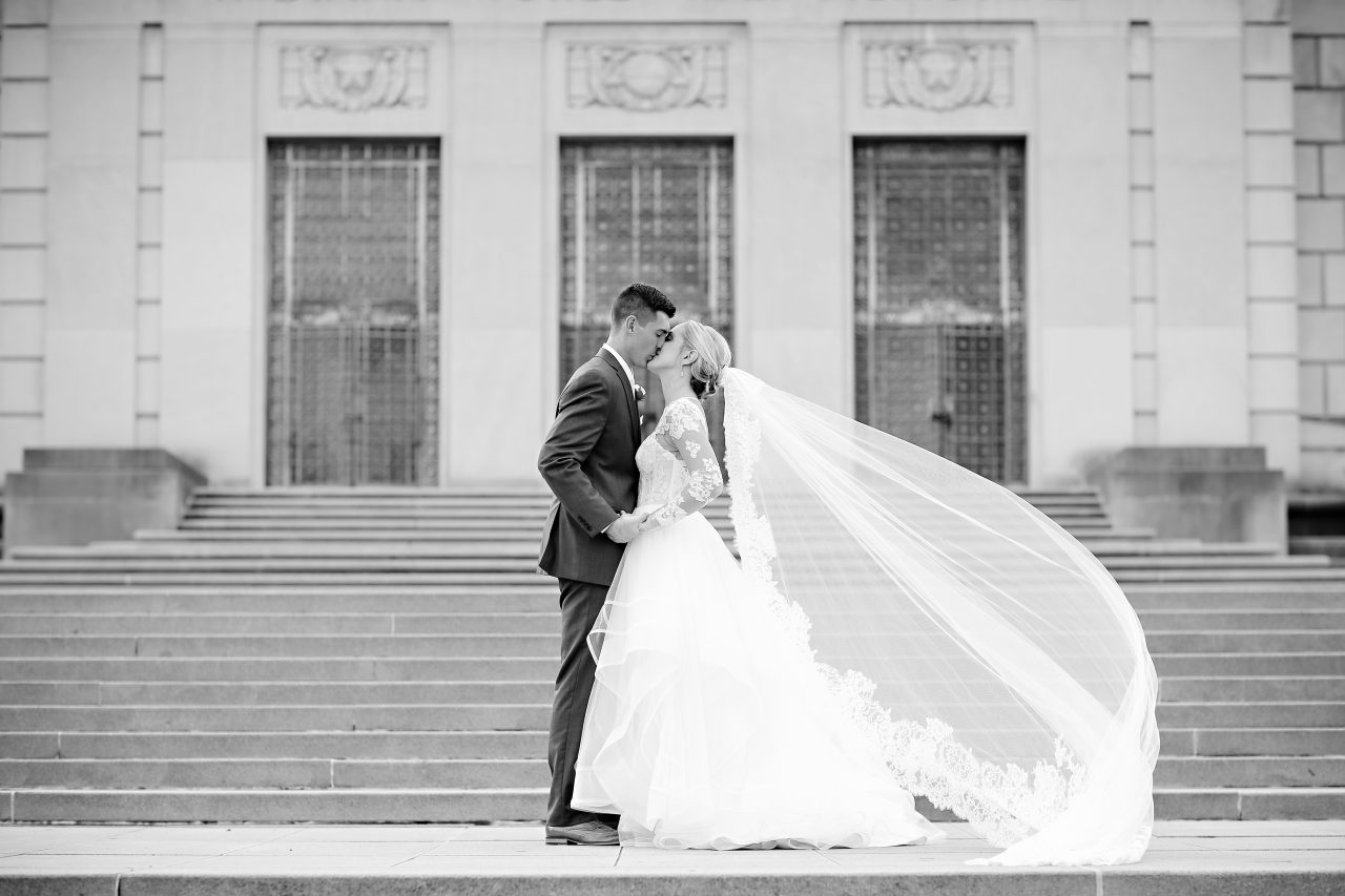 Jordan Ryan Indiana Roof Ballroom Wedding 197