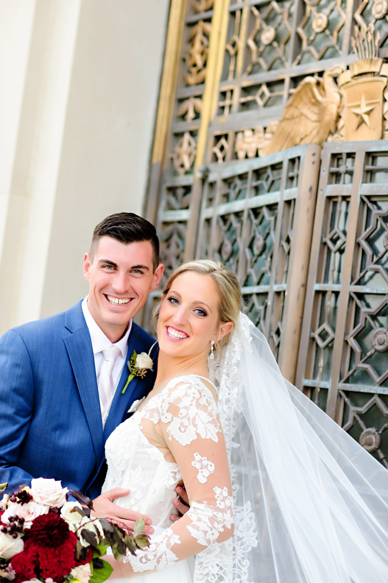 Jordan Ryan Indiana Roof Ballroom Wedding 206