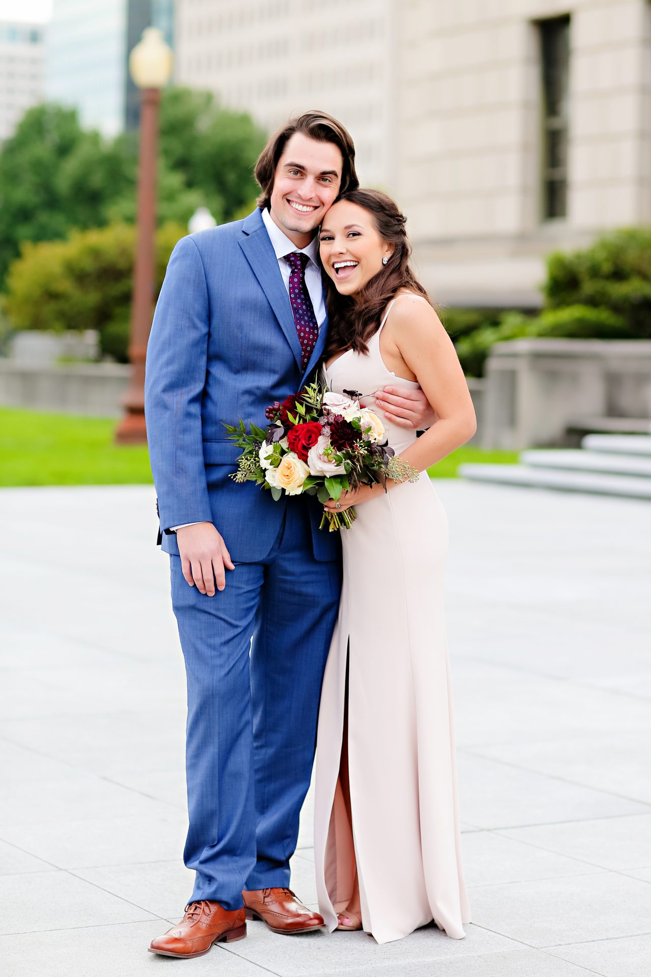 Jordan Ryan Indiana Roof Ballroom Wedding 207