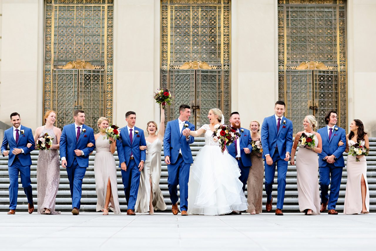 Jordan Ryan Indiana Roof Ballroom Wedding 217