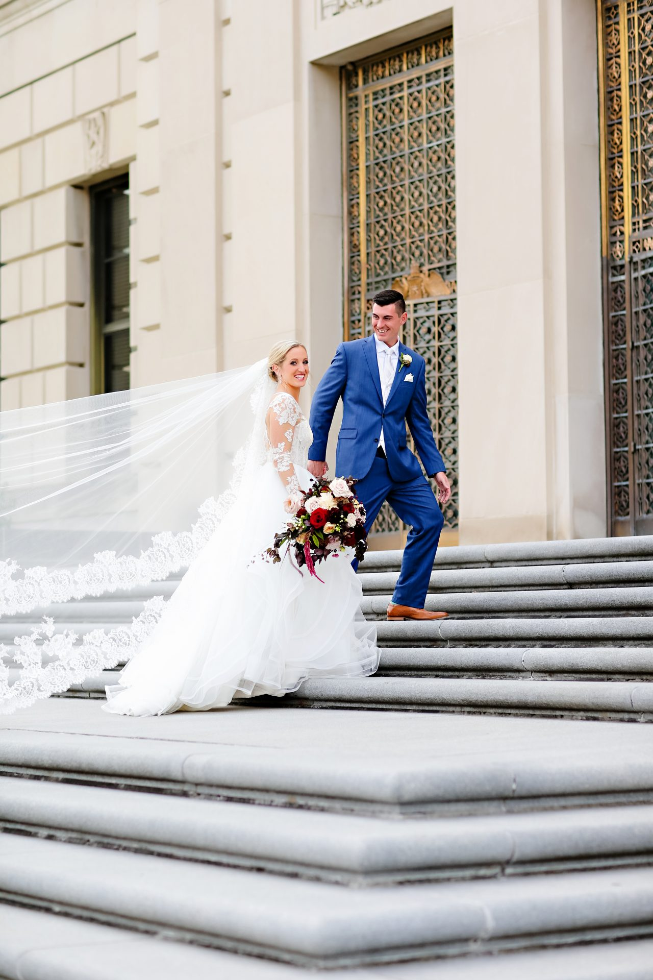 Jordan Ryan Indiana Roof Ballroom Wedding 218