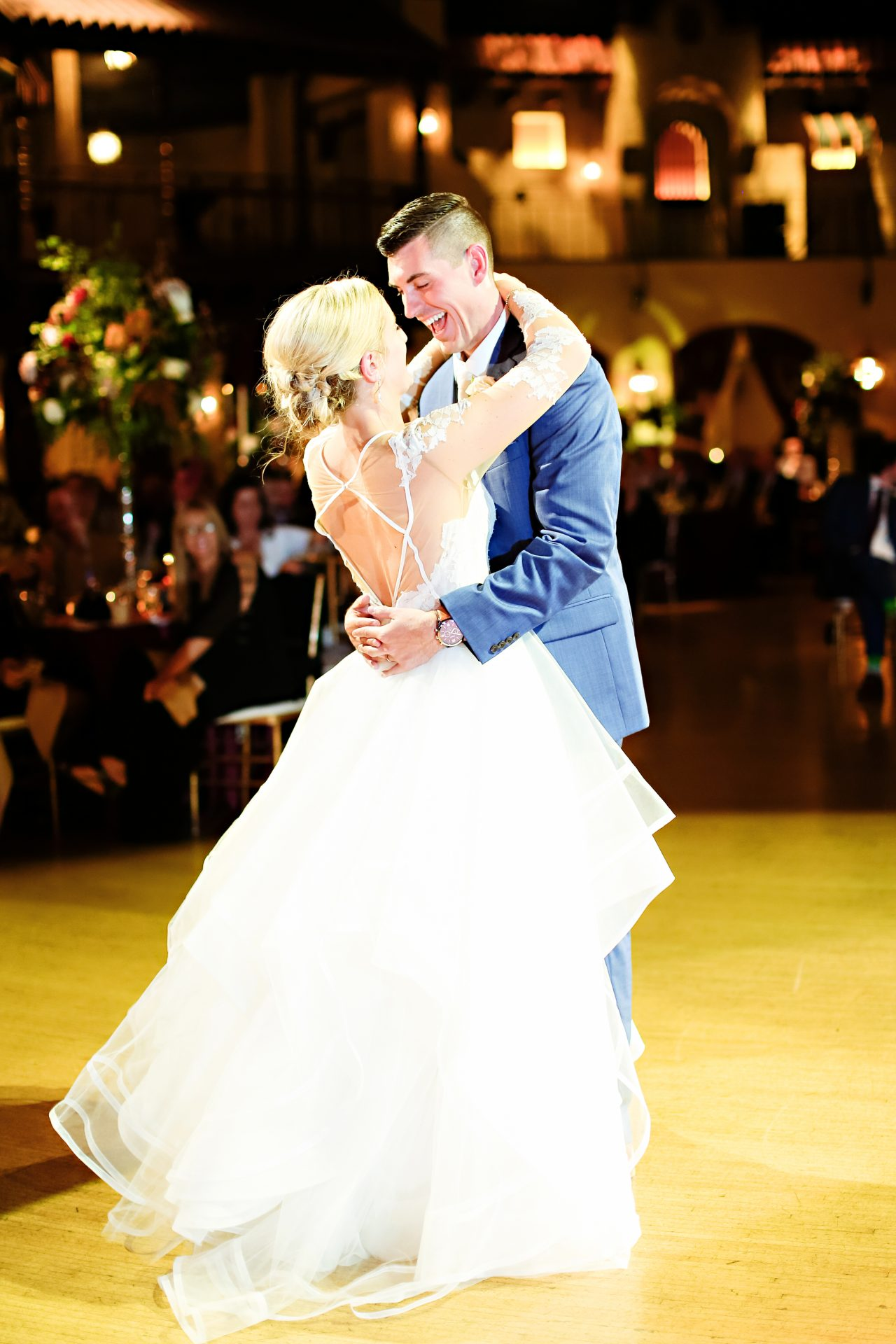 Jordan Ryan Indiana Roof Ballroom Wedding 349