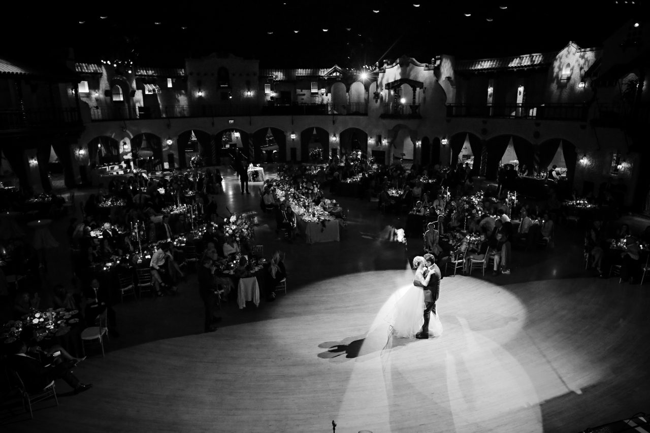 Jordan Ryan Indiana Roof Ballroom Wedding 359
