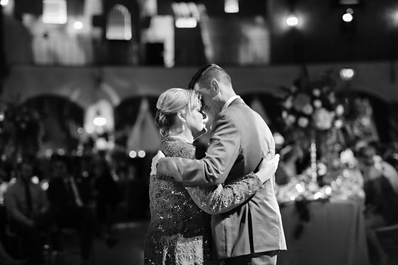 Jordan Ryan Indiana Roof Ballroom Wedding 366