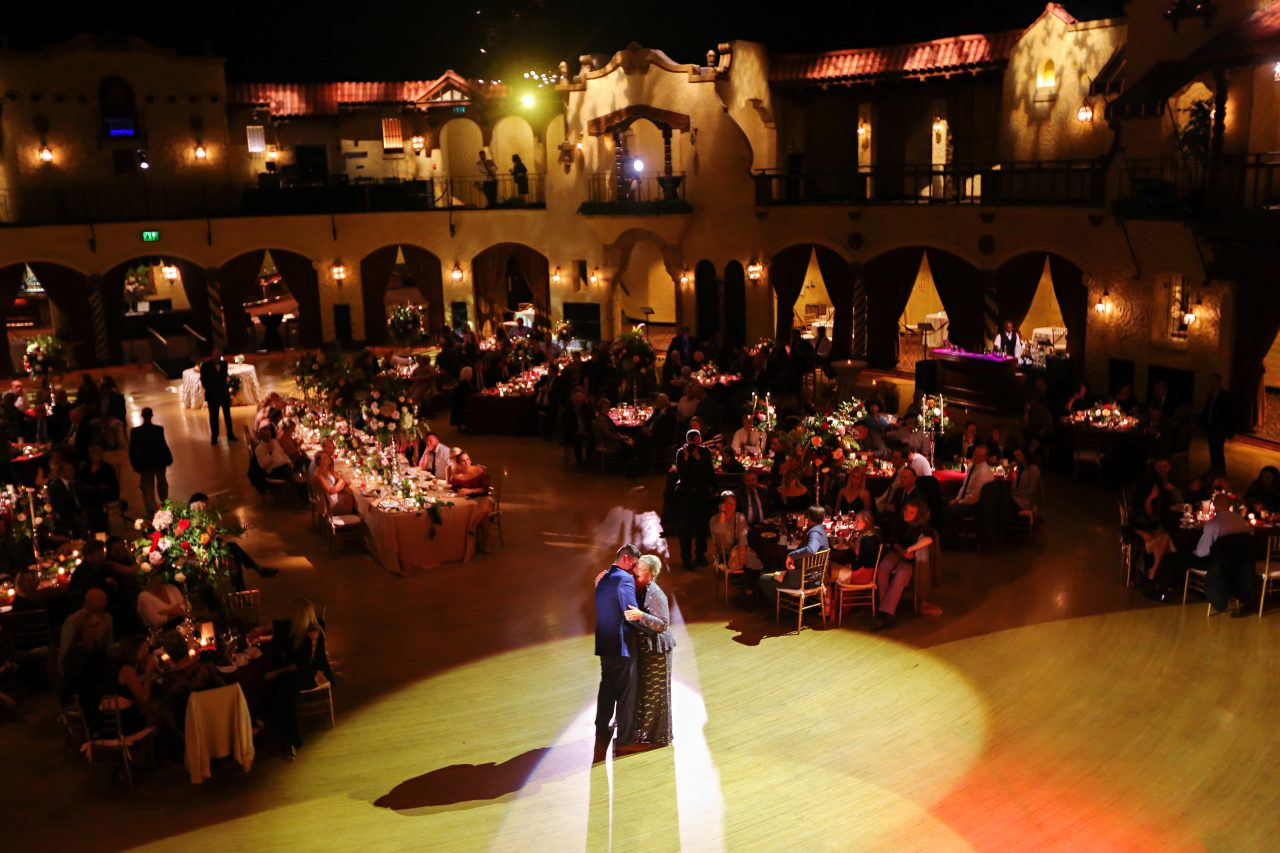 Jordan Ryan Indiana Roof Ballroom Wedding 368