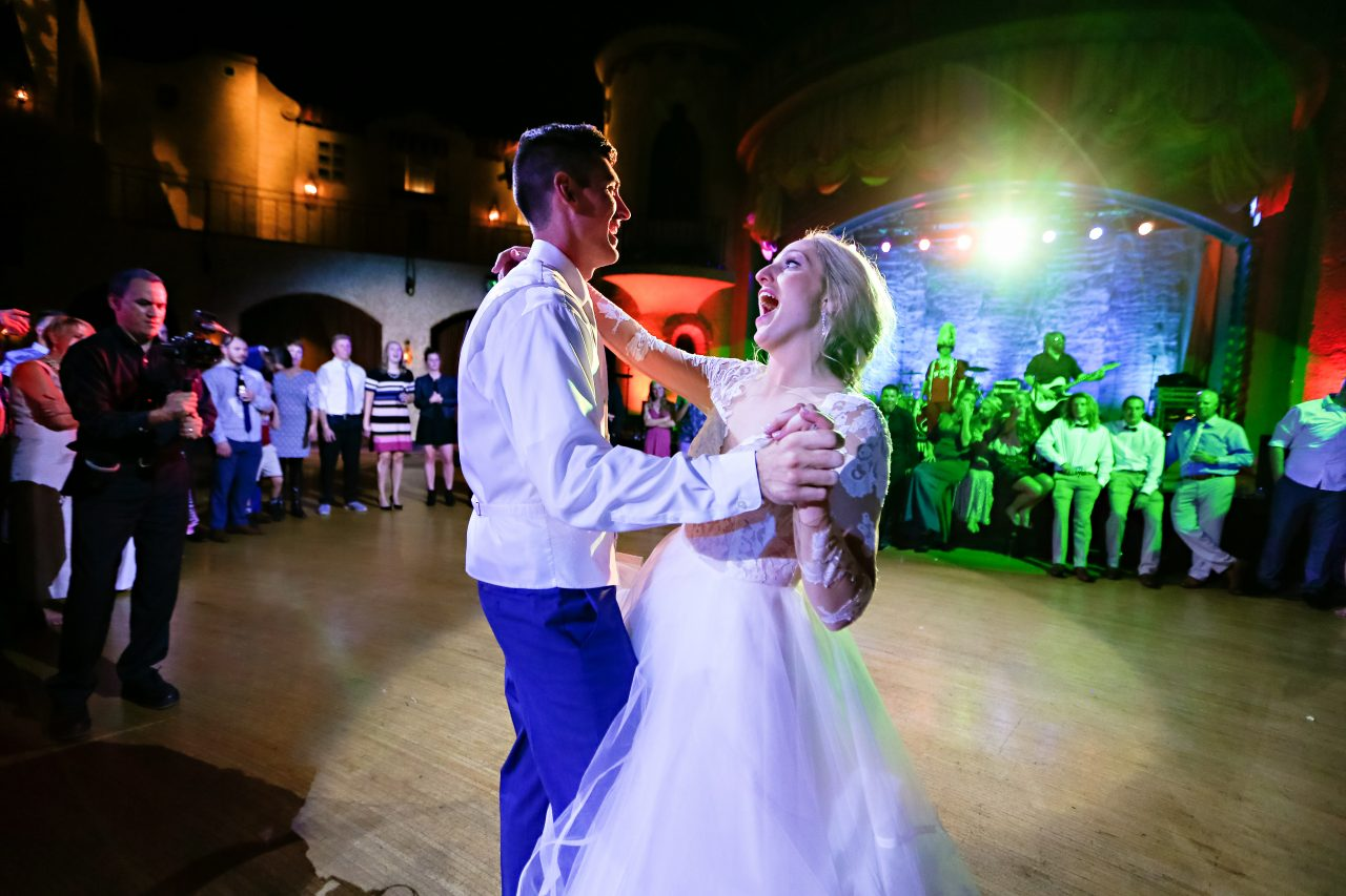 Jordan Ryan Indiana Roof Ballroom Wedding 431