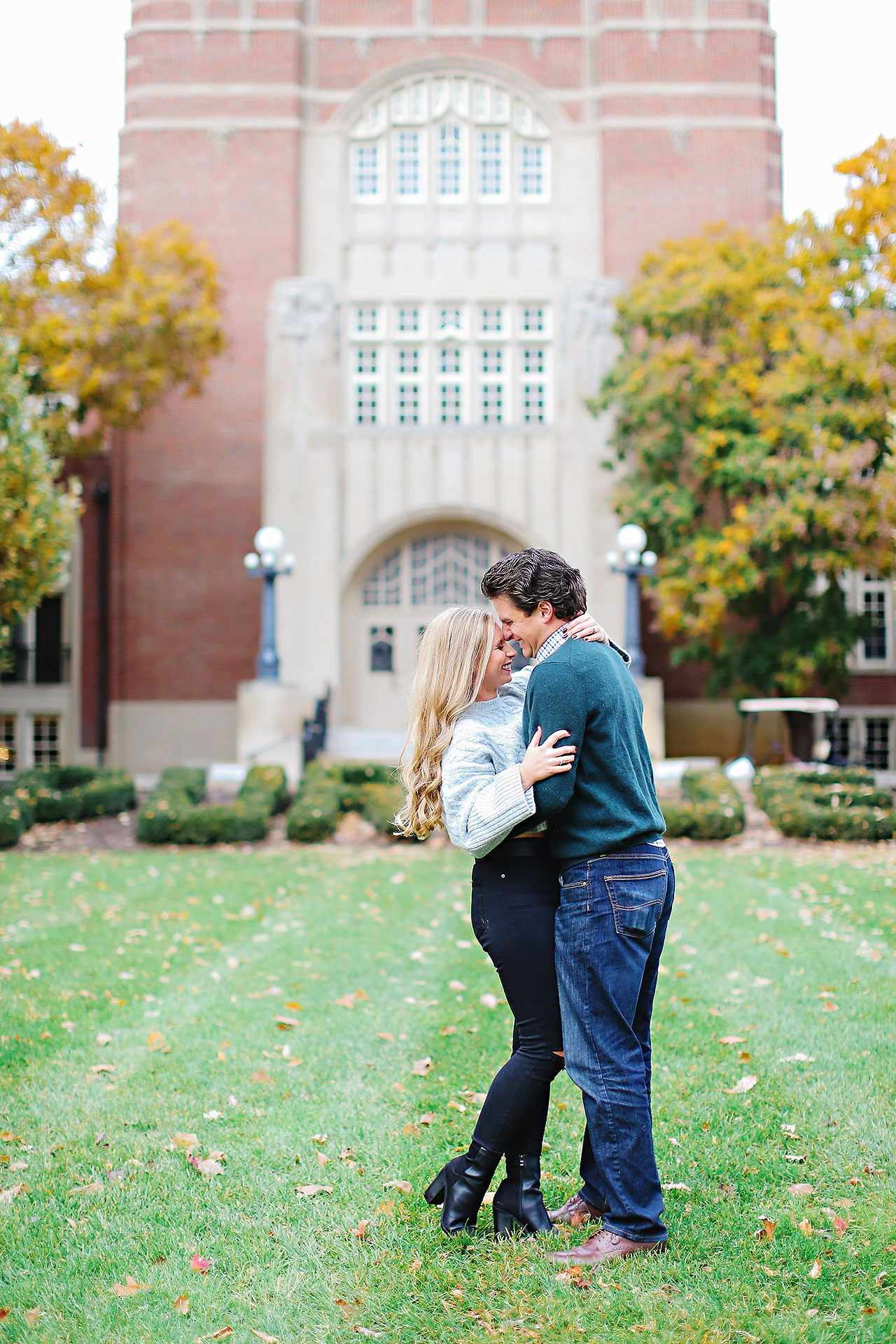 Laura Brandon Purdue Engagement Session 007