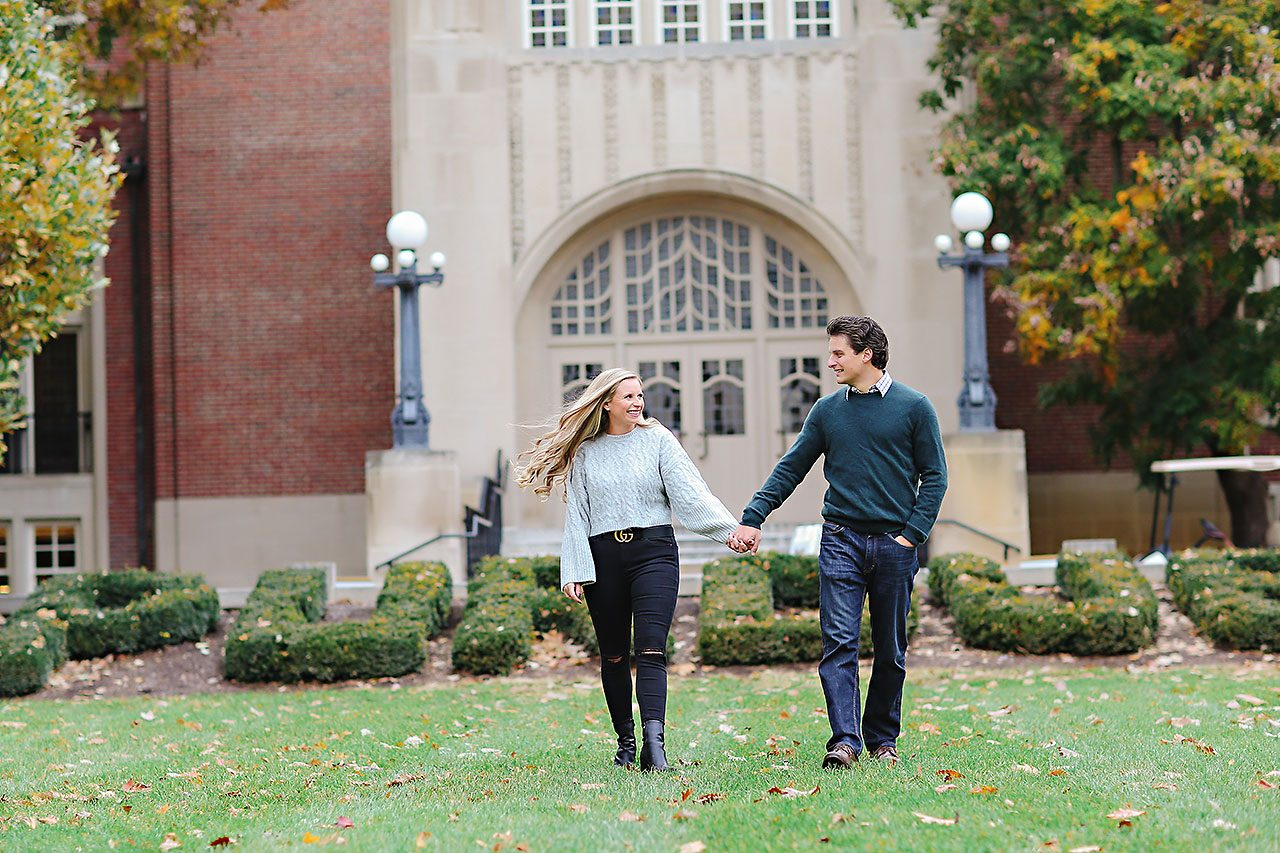 Laura Brandon Purdue Engagement Session 018