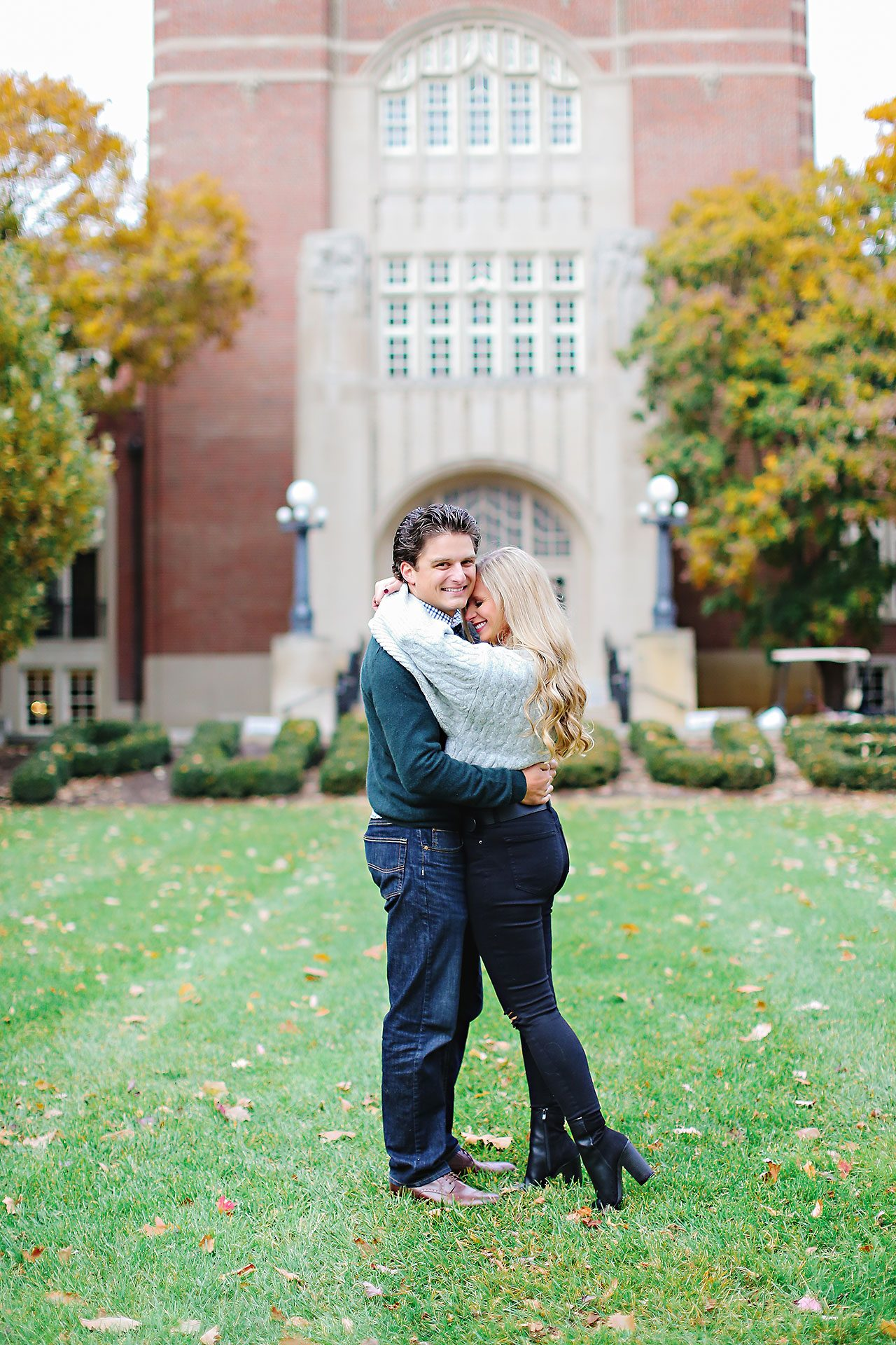Laura Brandon Purdue Engagement Session 026