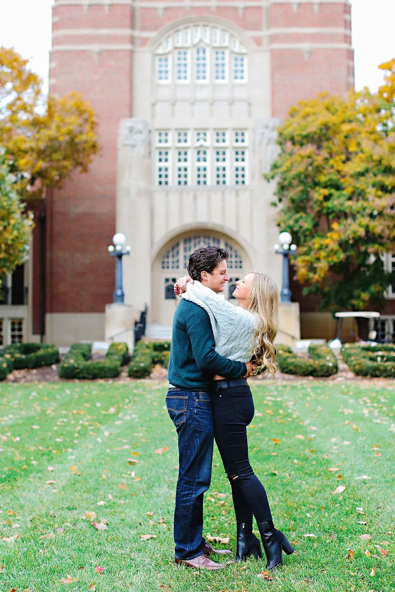 Laura Brandon Purdue Engagement Session 029