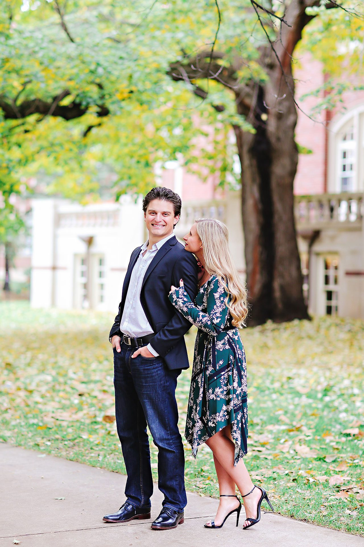 Laura Brandon Purdue Engagement Session 075