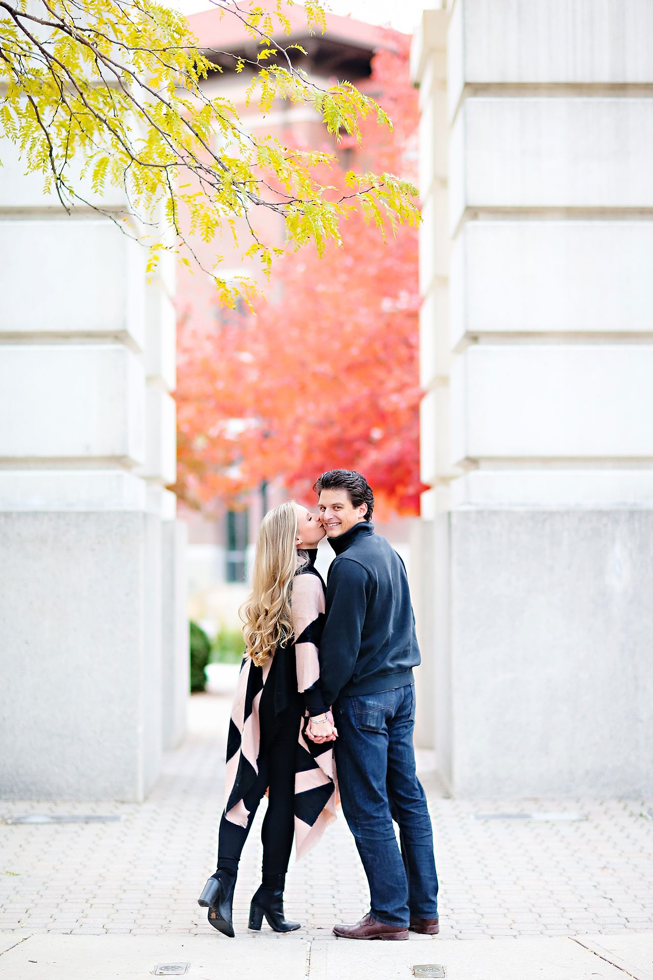 Laura Brandon Purdue Engagement Session 098